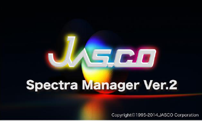 Jasco suite Spectra manager II
